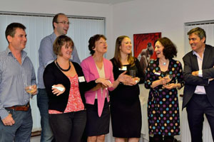 Alresford Chamber networking meeting