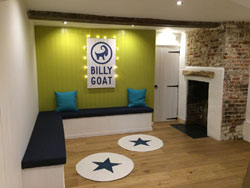 Billy Goar shop Alresford Hampshire