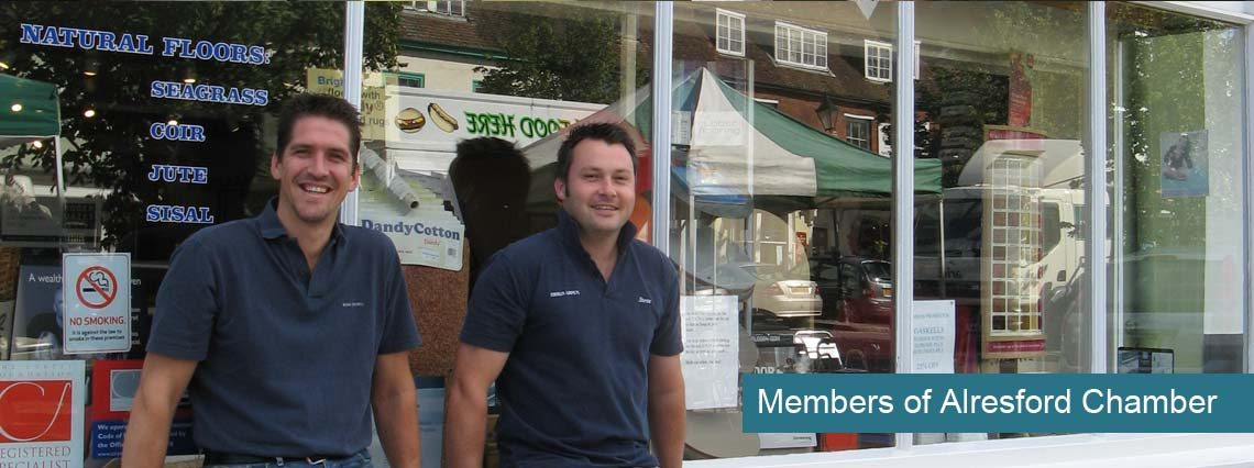Alresford Chamber of Commerce Members